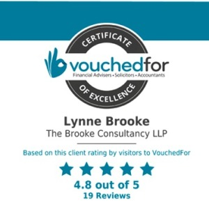 lynne certificate of excellence